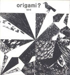 cochae : collage Series Origami Set Bird (5 Sheets Set)