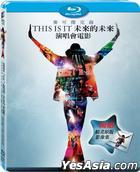 Michael Jackson: This Is It (2009) (Blu-ray) (Taiwan Version)
