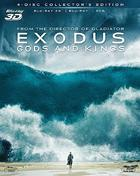 Exodus: Gods And Kings (Blu-ray) (Collector's Edition) (First Press Limited Edition)(Japan Version)