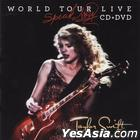 Speak Now World Tour Live (Limited Edition) (CD + DVD)