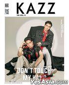 KAZZ : Vol. 166 - Prom & Benz - Cover B