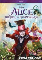 Alice Through the Looking Glass (2016) (DVD) (US Version)