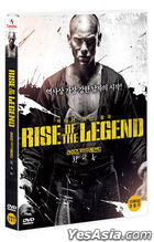 Rise of the Legend (DVD) (Korea Version)