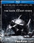 The Dark Knight Rises (2012) (Blu-ray) (2-Disc Special Steelbook Edition) (Hong Kong Version)