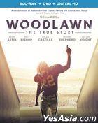Woodlawn (2015) (Blu-ray + DVD + Digital HD) (US Version)