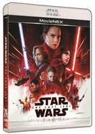 Star Wars: The Last Jedi (MovieNEX + Blu-ray +DVD) (Normal Edition) (Japan Version)