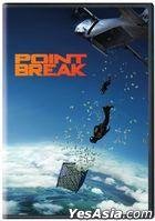 Point Break (2015) (DVD) (US Version)
