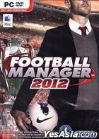 Football Manager 2012 (亚洲英文版) (DVD 版)
