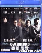 Overheard (2009) (Blu-ray) (Hong Kong Version)