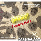 GMM Grammy : GTH - 7 Years Hitz (2CD) (Thailand Version)
