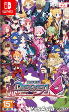 Makai Senki Disgaea 6 (Asian Chinese Version)