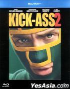 KICK-ASS 2 (2013) (Special Edition) (Blu-ray) (Taiwan Version)