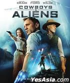 Cowboys & Aliens (2011) (Blu-ray) (Hong Kong Version)