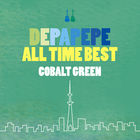 DEPAPEPE ALL TIME BEST  -COBALT GREEN- (ALBUM+DVD) (First Press Limited Edition)(Japan Version)