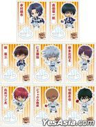 The New Prince of Tennis : Trading Acrylic Stand Onsen Ver. Rikkai