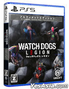 Watch Dogs Legion (Ultimate Edition) (Japan Version)