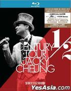 Jacky Cheung 1/2 Century Tour (2 Blu-ray)