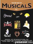 The Very Best Of Musicals Vol. 1 (Korean Version)