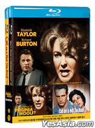 Who's Afraid of Virginia Woolf & Cat On A Hot Tin Roof (Blu-ray Double Pack) (2-Disc) (Limited Edition) (Korea Version)