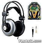 Victor HP-DX1 Closed Type Stereo Headphones