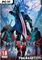 Devil May Cry 5 (Chinese / English Version) (DVD)
