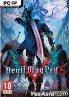 恶魔猎人 5 (中英文版) DVD)