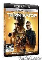 Terminator: Dark Fate (2019) (4K Ultra HD + Blu-ray) (Hong Kong Version)
