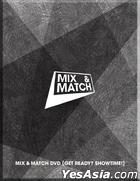 Mix & Match DVD [Get Ready? Showtime!]