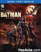 Batman: Bad Blood (2016) (Blu-ray + DVD + Digital HD) (US Version)