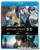 PSYCHO-PASS Sinners of the System: Case.1-3 (Blu-ray) (Hong Kong Version)