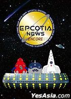 NEWS Dome Tour 2018-2019 Epcotia -Encore- [DVD] (First Press Limited Edition) (Taiwan Version)