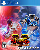 Street Fighter V: Champion Edition (亚洲中英文版)