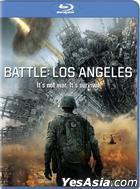 Battle: Los Angeles (2011) (Blu-ray) (Hong Kong Version)
