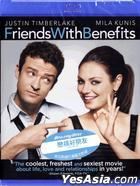 Friends with Benefits (2011) (Blu-ray) (Hong Kong Version)