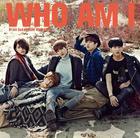 WHO AM I (ALBUM+DVD)(Japan Version)