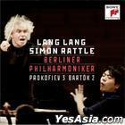 Lang Lang - Prokofiev : Piano Concerto No. 3 & Bartok : Piano No. 2 (Korea Version)