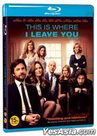 This is Where I Leave You (Blu-ray) (Korea Version)