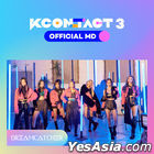 Dreamcatcher KCON:TACT 3 Official MD - Ticket & AR Card Set