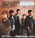 SHINee - The 1st Concert SHINee World (2CD) (Taiwan Version)