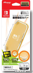 Nintendo Switch Lite Protect Cover (透明) (日本版)