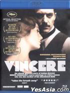 Vincere (Blu-ray) (Hong Kong Version)