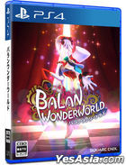 BALAN WONDERWORLD (Japan Version)