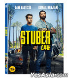 Stuber (Blu-ray) (Sleeve Case Limited Edition) (Korea Version)