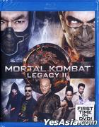 Mortal Kombat: Legacy II (2013) (Blu-ray) (US Version)