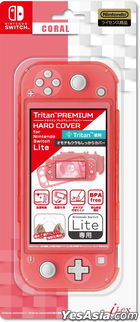 Nintendo Switch Lite Tritan Premium Hard Cover (Coral) (Japan Version)
