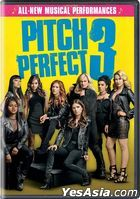 Pitch Perfect 3 (2017) (DVD) (US Version)
