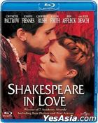 Shakespeare In Love (1998) (Blu-ray) (Hong Kong Version)