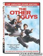 The Other Guys (DVD) (The Unrated Other Edition) (Hong Kong Version)