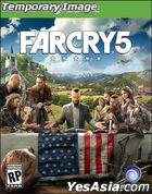 Far Cry 5 (亚洲中英合文版)