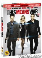 This Means War (Blu-ray) (Korea Version)
